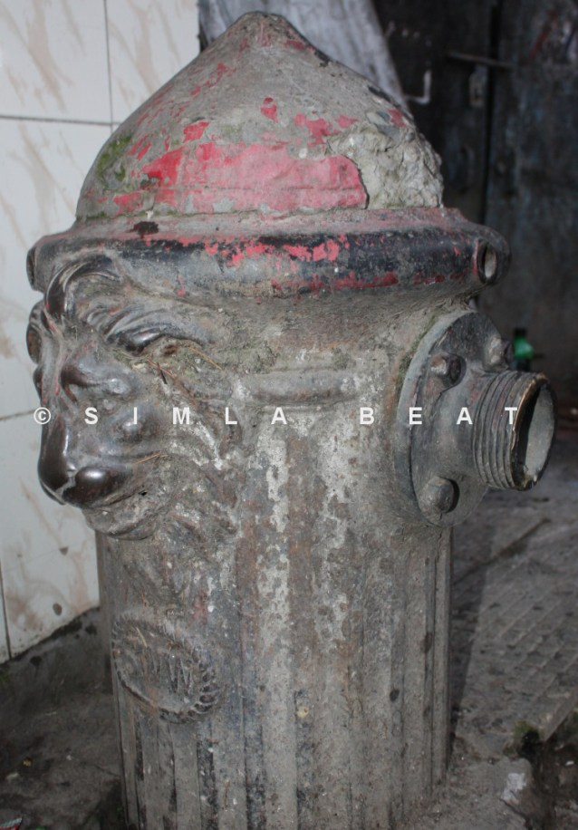 Shimla Water Hydrant