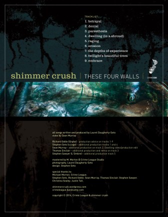 shimmer crush - these four walls