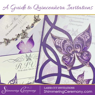 A Guide to Quinceañera Invitations