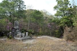 瓶割山(長光寺山)御沢ルート-豪華な石仏
