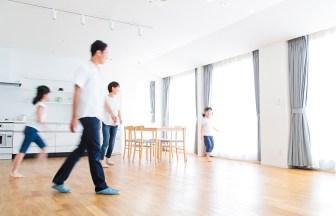 マンションアパートの床の構造とフローリング張替えにおける注意点
