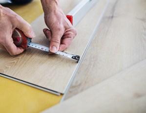 DIYフローリング張りの材の加工の仕方について