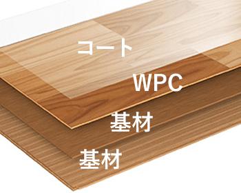 長野市WPCフローリングの性能と強度