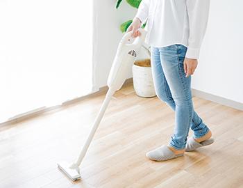無垢床のフローリングメンテナンスとお手入れの仕方