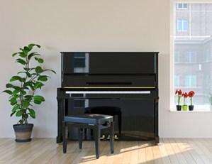床暖房設置の床にピアノや家具など大きな負荷が掛かるの重量物は置かない