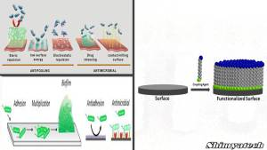 Anti-biofilm nanocoating technology