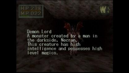 Um demônio