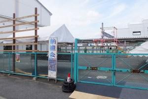 「納涼会」「盆踊り」の会場は小机駅の隣