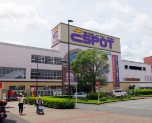 ブルーライン北新横浜駅の至近に位置する「エスポット(ESPOT)新横浜店」
