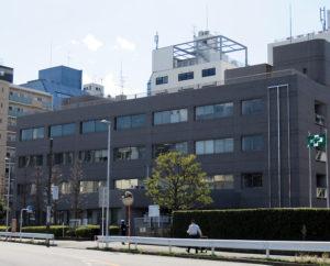 ハローワーク港北は新横浜駅から徒歩10分程度の「港北地方合同庁舎」内にある
