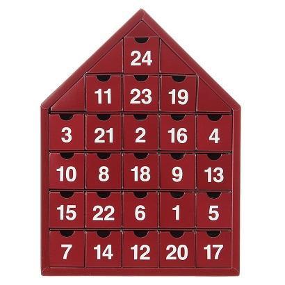 無印のアドベントカレンダー