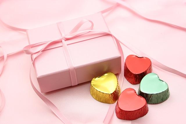 バレンタインチョコのプレゼント