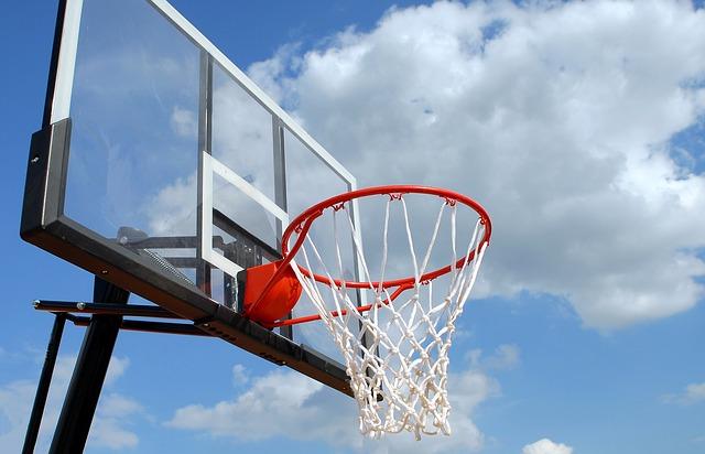 バスケットボールのゴール