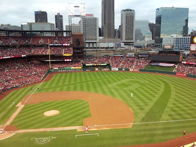 野球の球場