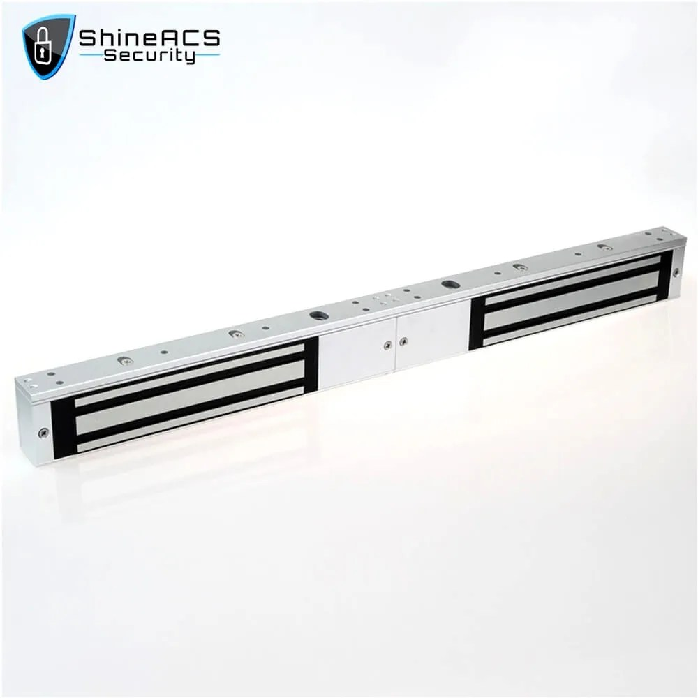 280kg Double Door Magnetic Lock SL M280D 2 - ShineACS Access Control Products