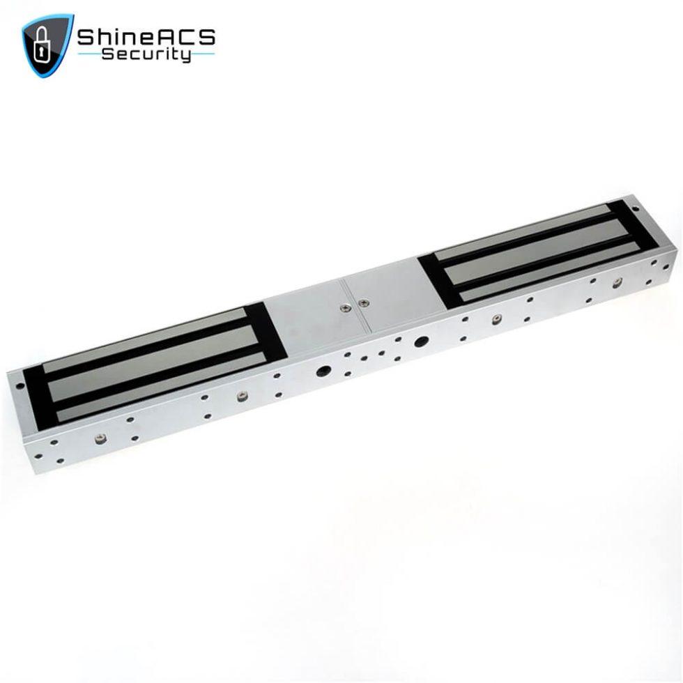 380kg Double Door Magnetic Lock SL M380D 2 980x980 - Magnetic lock for gates SL-M380D