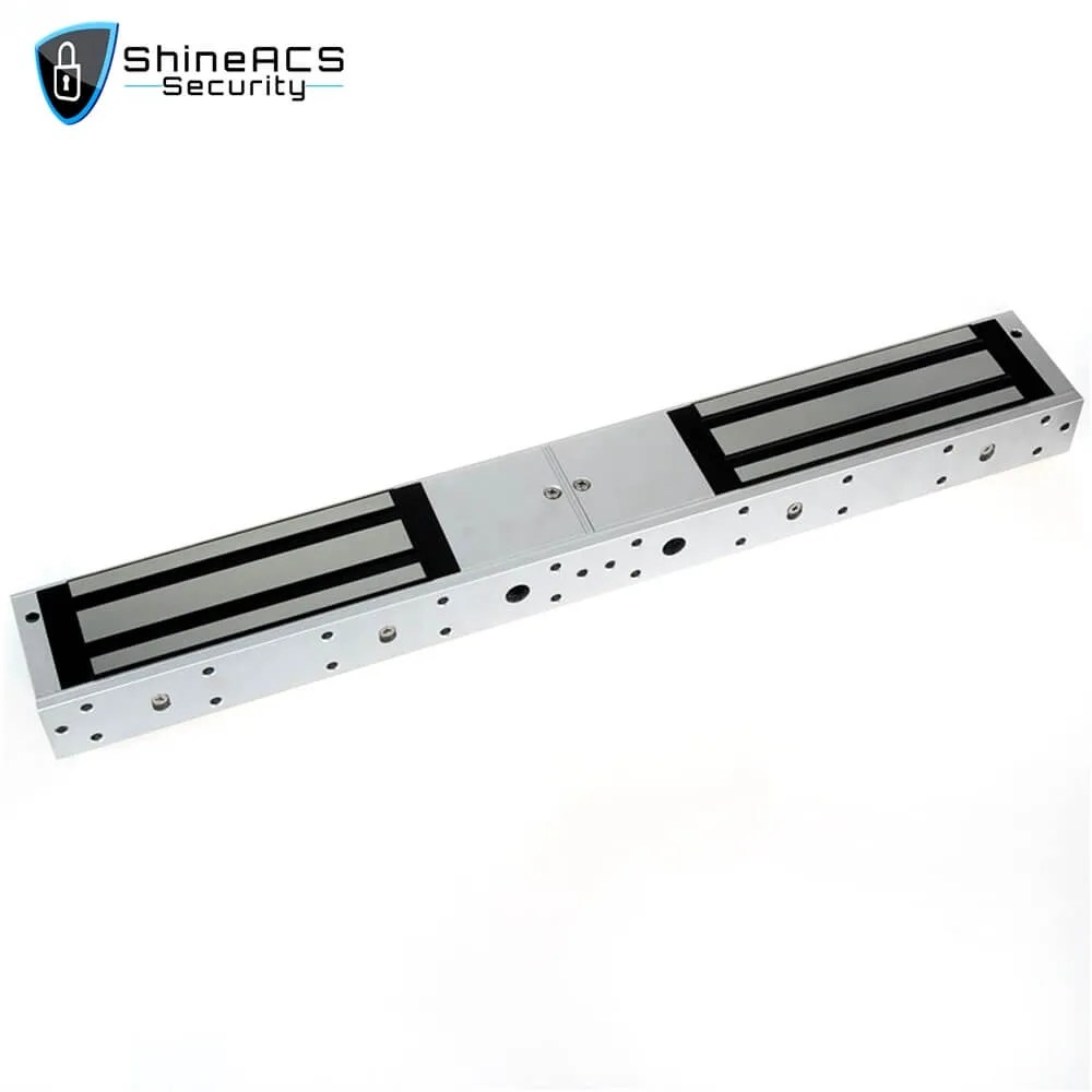 380kg Double Door Magnetic Lock SL M380D 2 - ShineACS Access Control Products