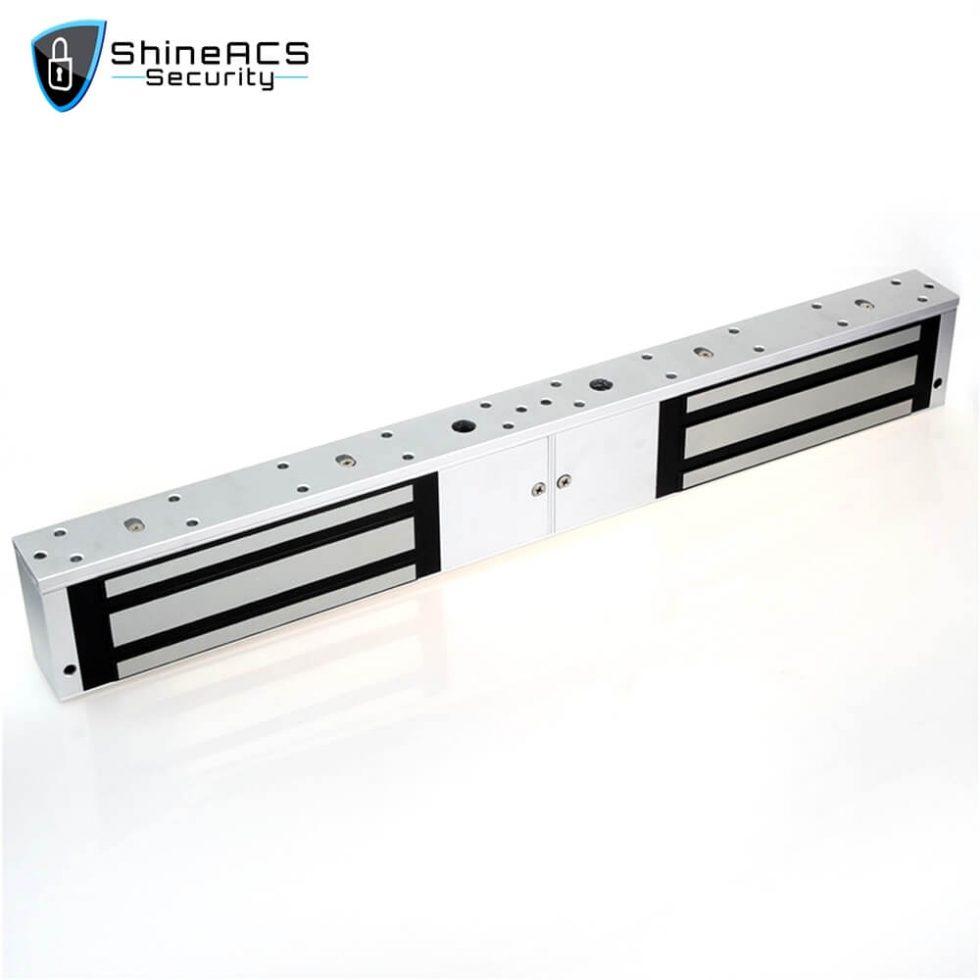 380kg Double Door Magnetic Lock SL M380D 3 980x980 - Magnetic lock for gates SL-M380D