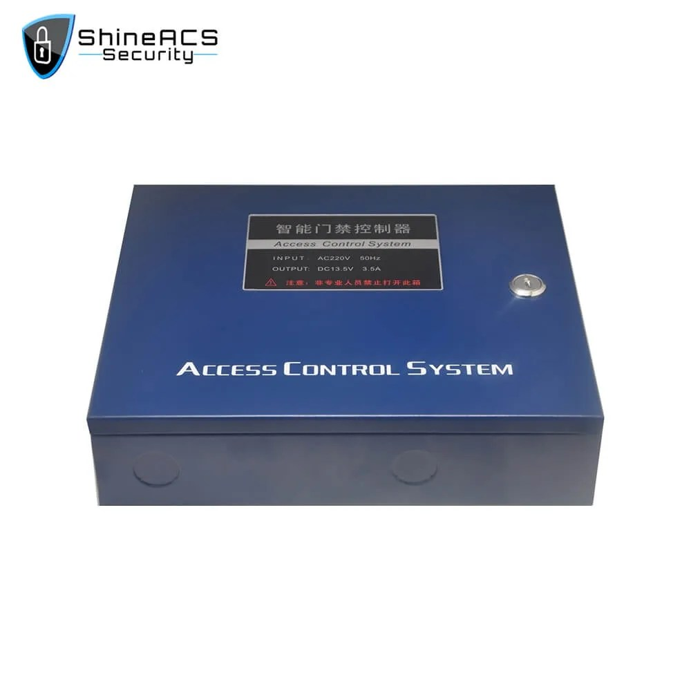 Access Control Power Supply SP 96P 1 - ShineACS Access Control Products