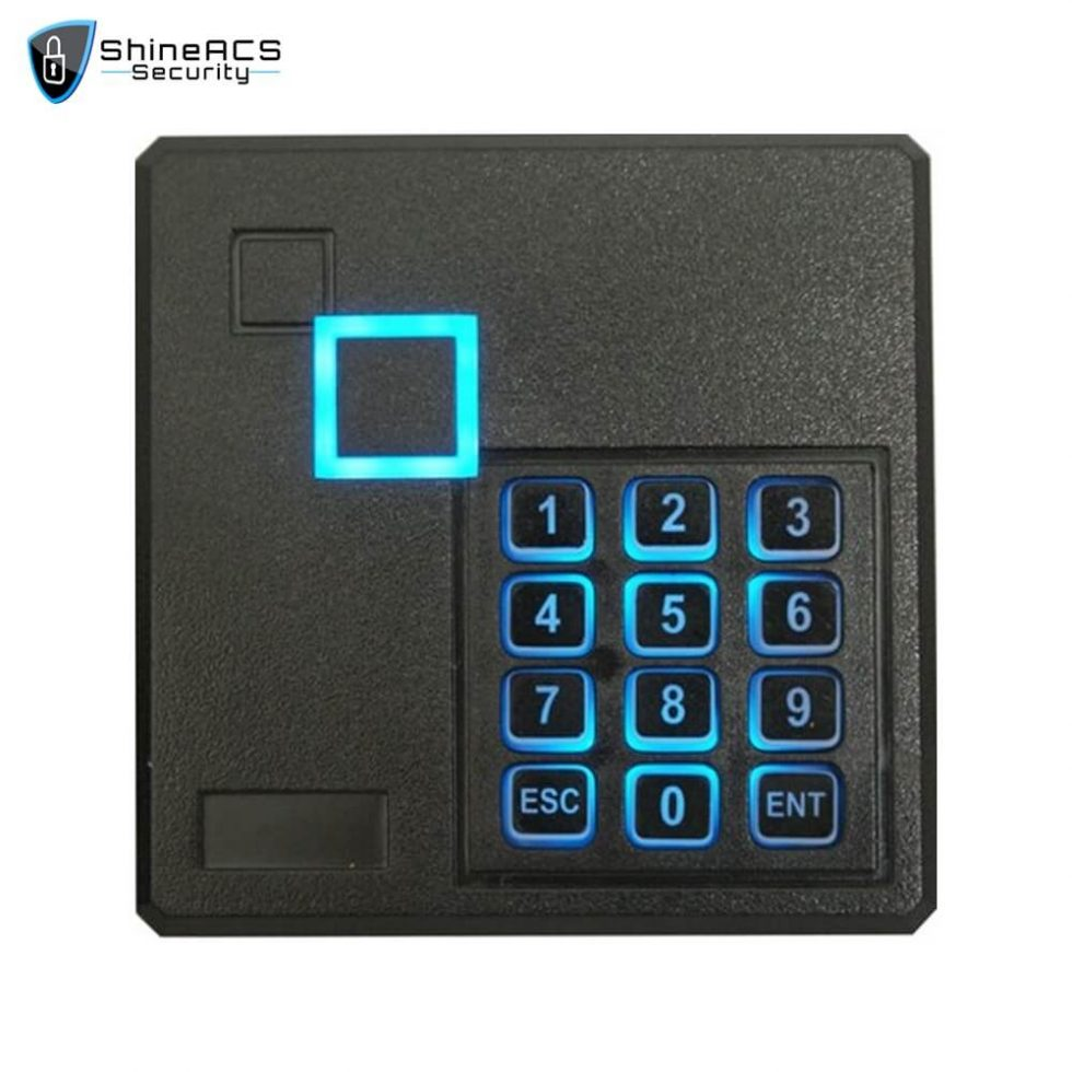 Access Control Proximity Card Reader SR 011 980x980 - 125KHz/13.56MHz Access Control Card Reader SR-01