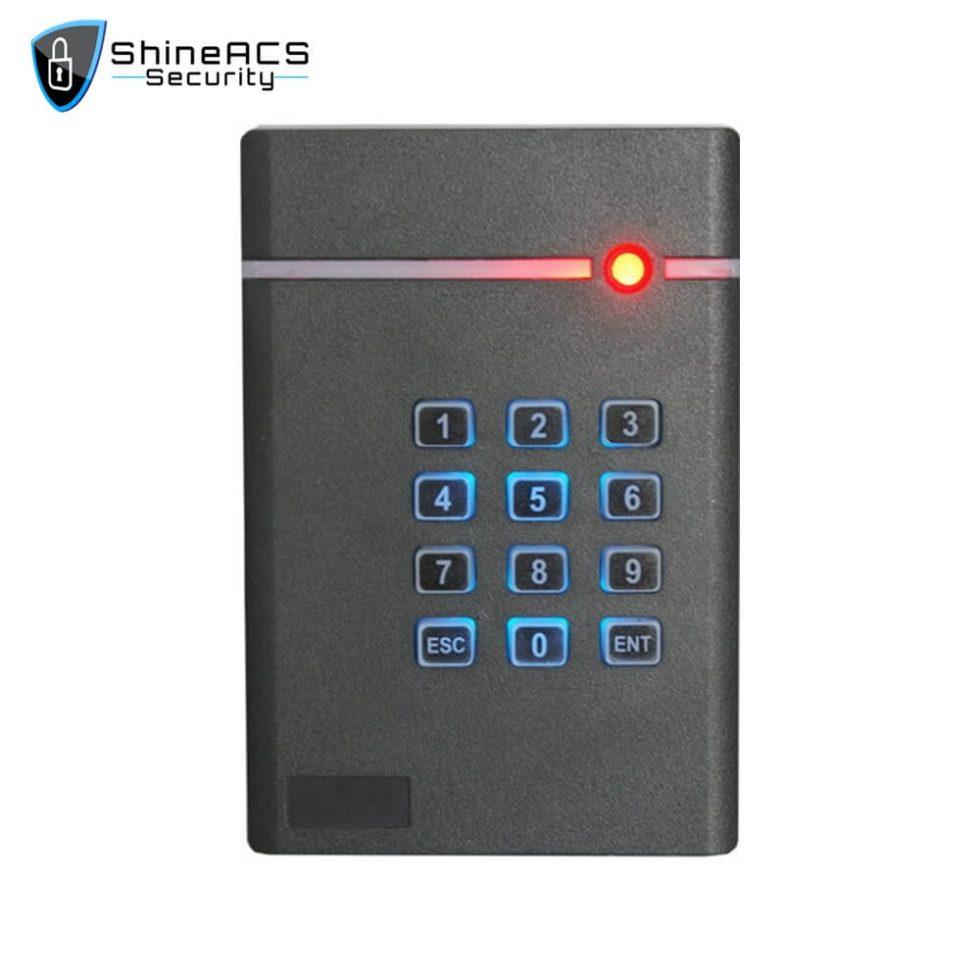 Access Control Proximity Card Reader SR 02 1 980x980 - Door Access Control Card Reader SR-02
