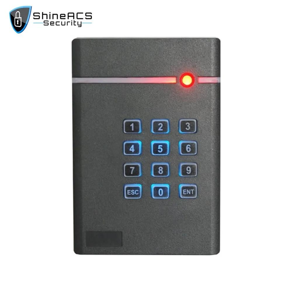 Access Control Proximity Card Reader SR 02 1 - ShineACS Access Control Products