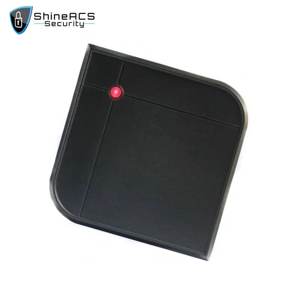 Access Control Proximity Card Reader SR 06 1 - ShineACS Access Control Products