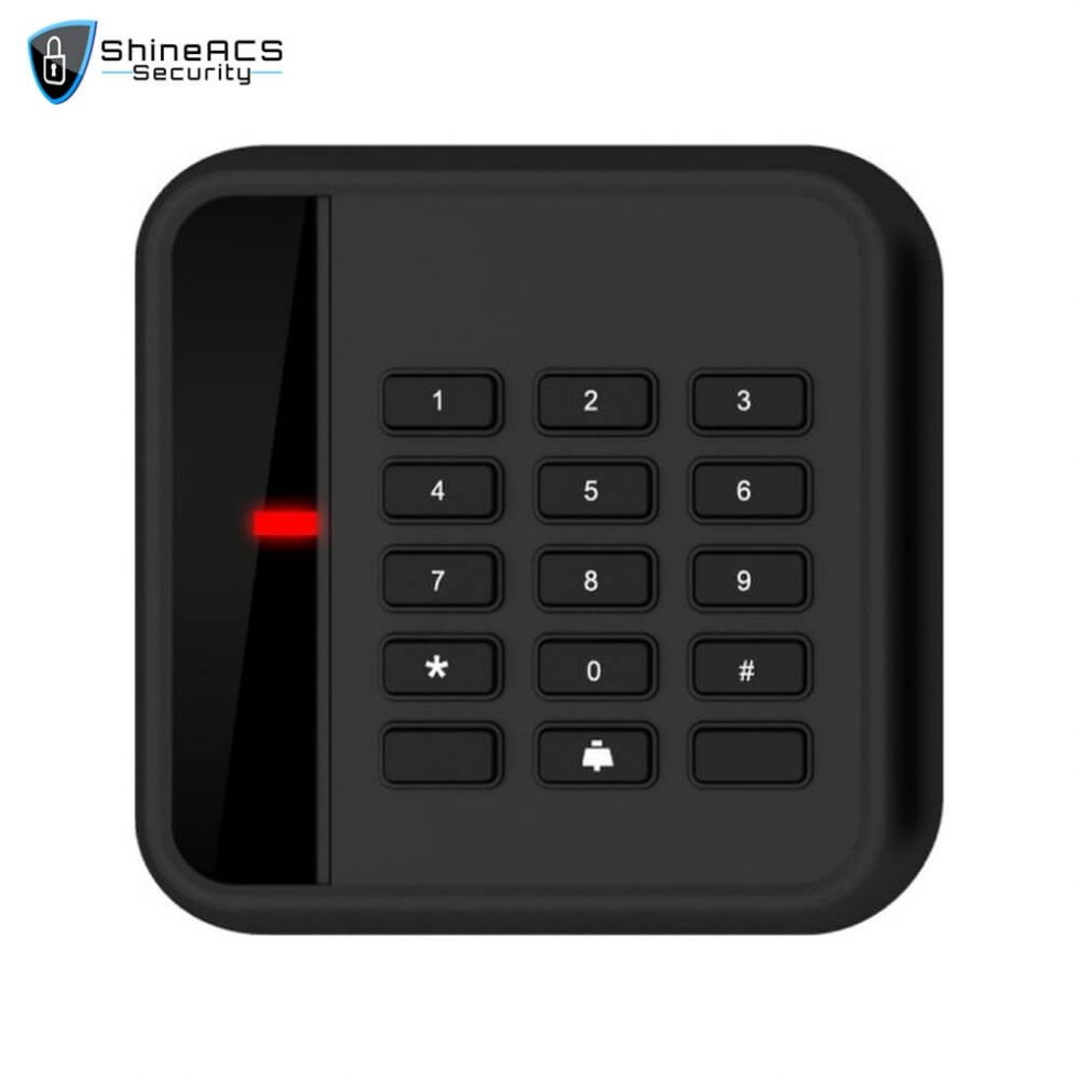 Access Control Proximity Card Reader SR 07 1 980x980 - Access Control 125KHz/13.56MHz Card Reader SR-07