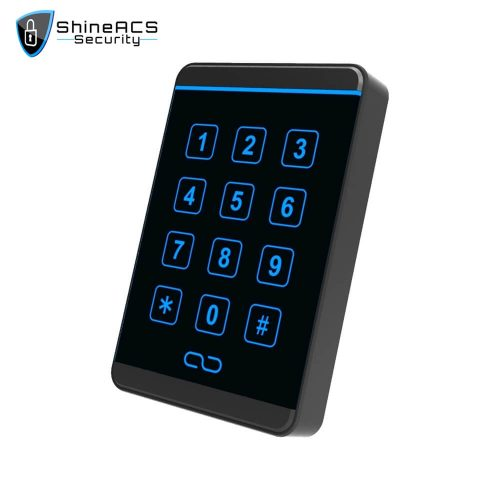 Access Control Proximity Card Reader SR 10 2 500x500 - Access Control 125KHz/13.56MHz Card Reader SR-07