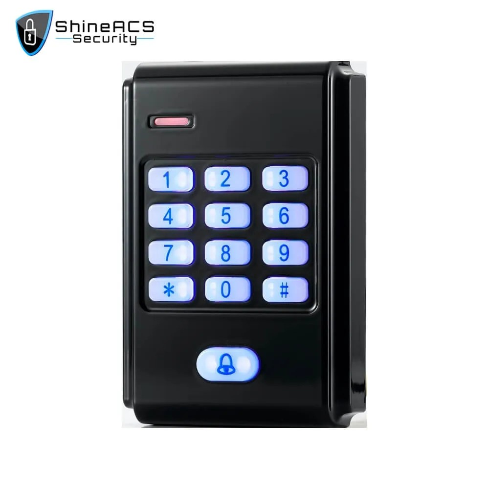 Access Control Standalone Device SS K06K 1 - Home Page