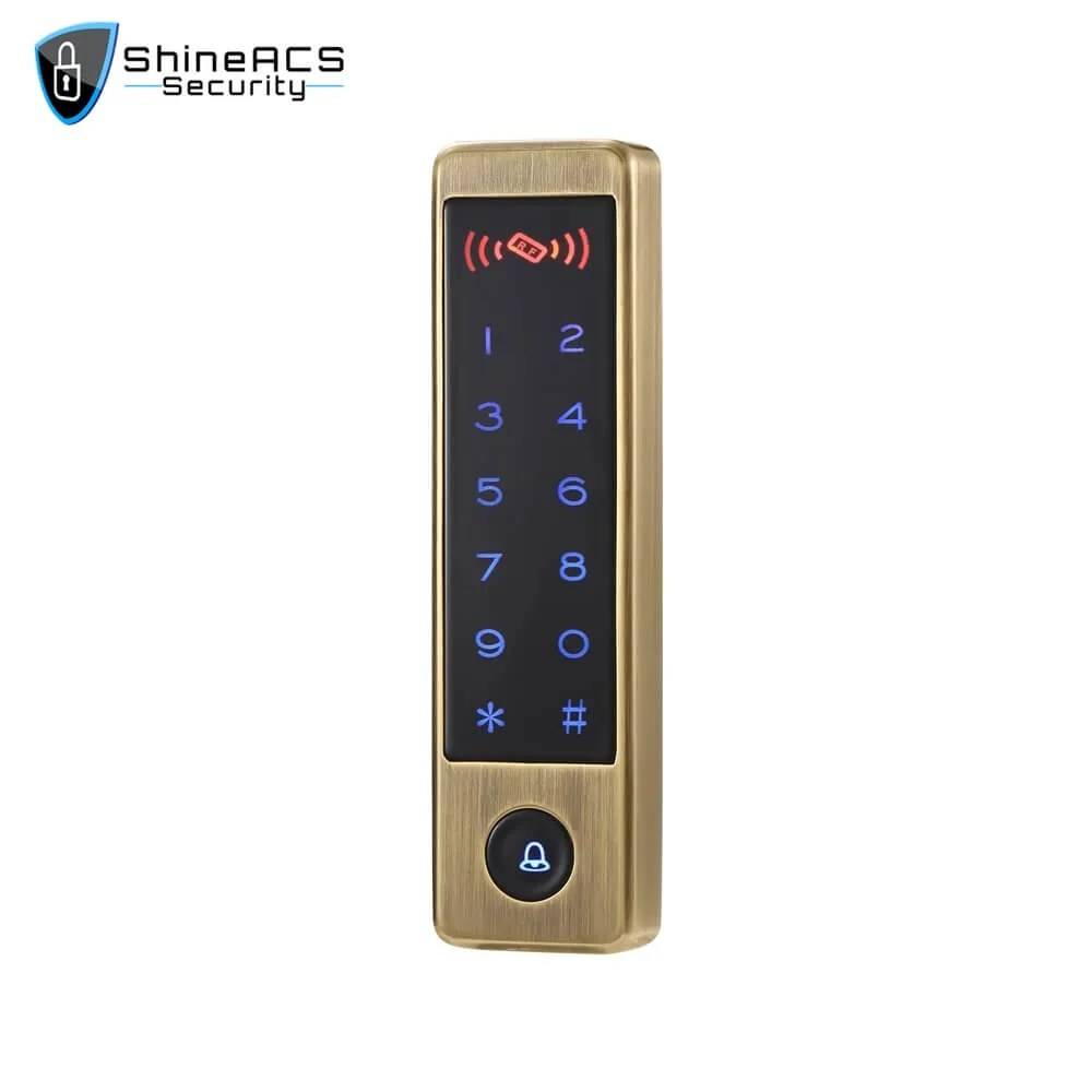 Access Control Standalone device SS M08TKW 2 - ShineACS Access Control Products