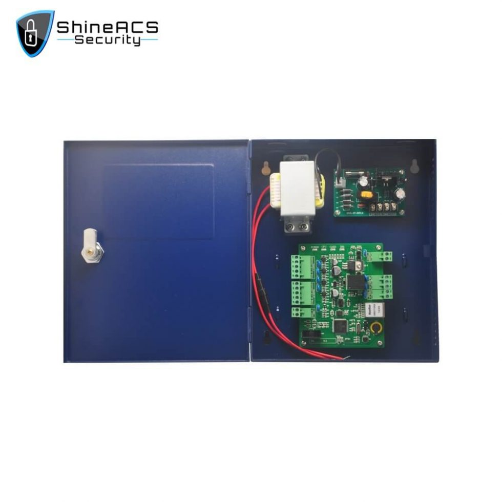 Access Controller SA C01T 4 980x980 - TCP/IP Single door Access Controller