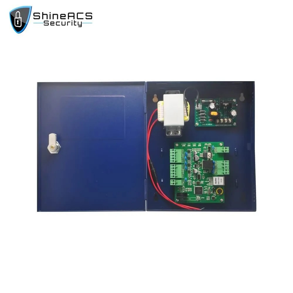 Access Controller SA C01T 4 - Home Page