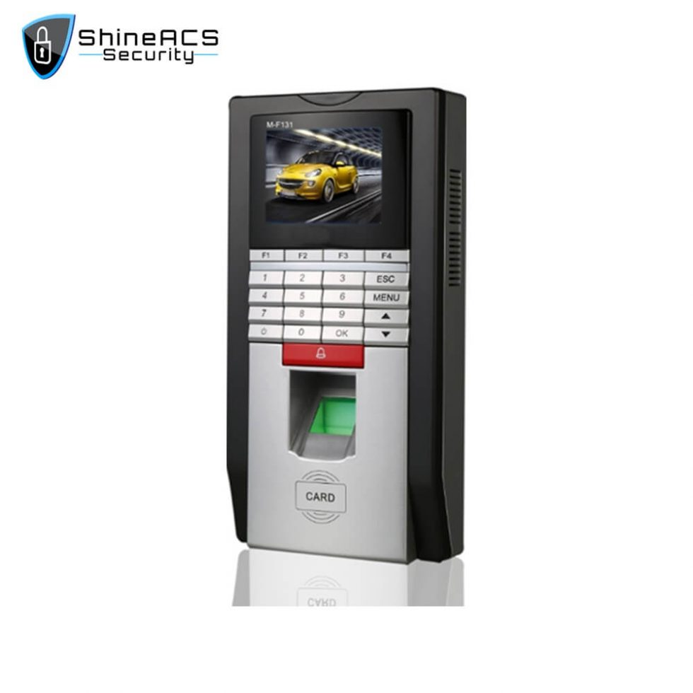 Fingerprint Time Attendance ST F131 1 980x980 - Fingerprint time and attendance systems for small businesses ST-F131