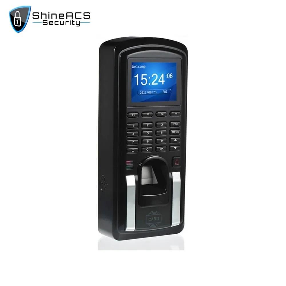 Fingerprint Time Attendance ST F151 1 - ShineACS Access Control Products