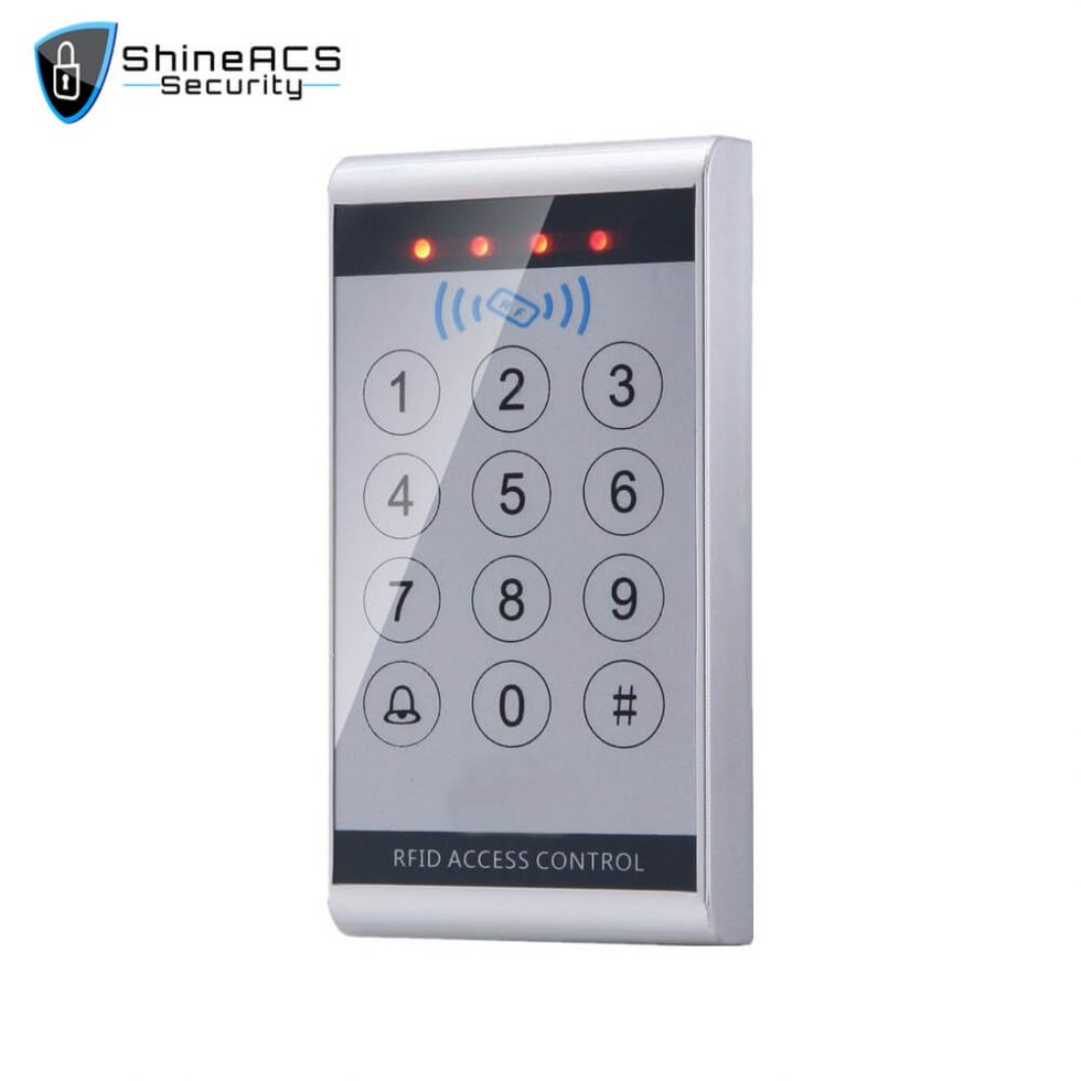 Multi function Access Controller and card readers SS K13 1 980x980 - Access Control Standalone Device SS-K13