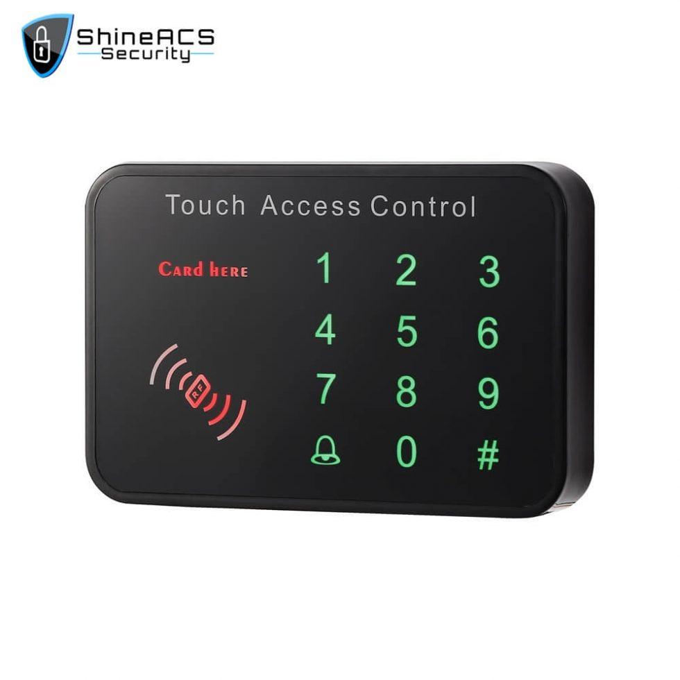 SS K15TK Multifunction Touch Access Control Proximity Reader 2 980x980 - Touch Access Control Standalone Device SS-K15TK