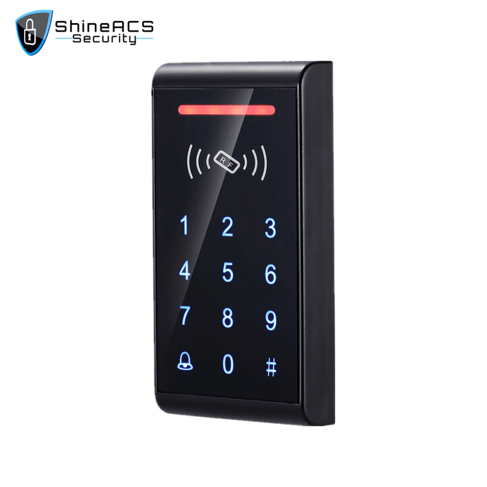 Touch Access Control Standalone Device SS K03TK 1 980x980 - Touch Access Control Standalone Device SS-K03TK