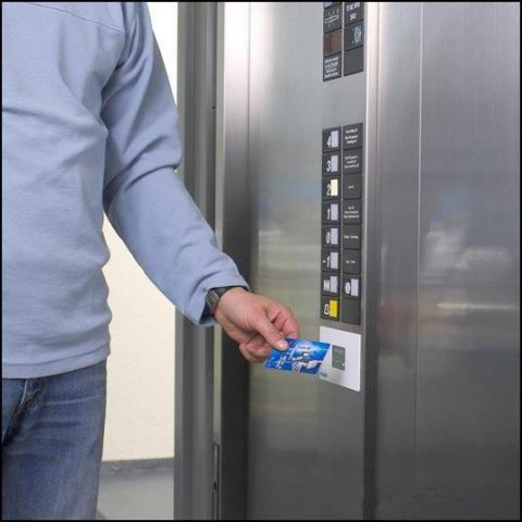 Elevator management by access control controller 480x480 - ShineACS Access Control Service