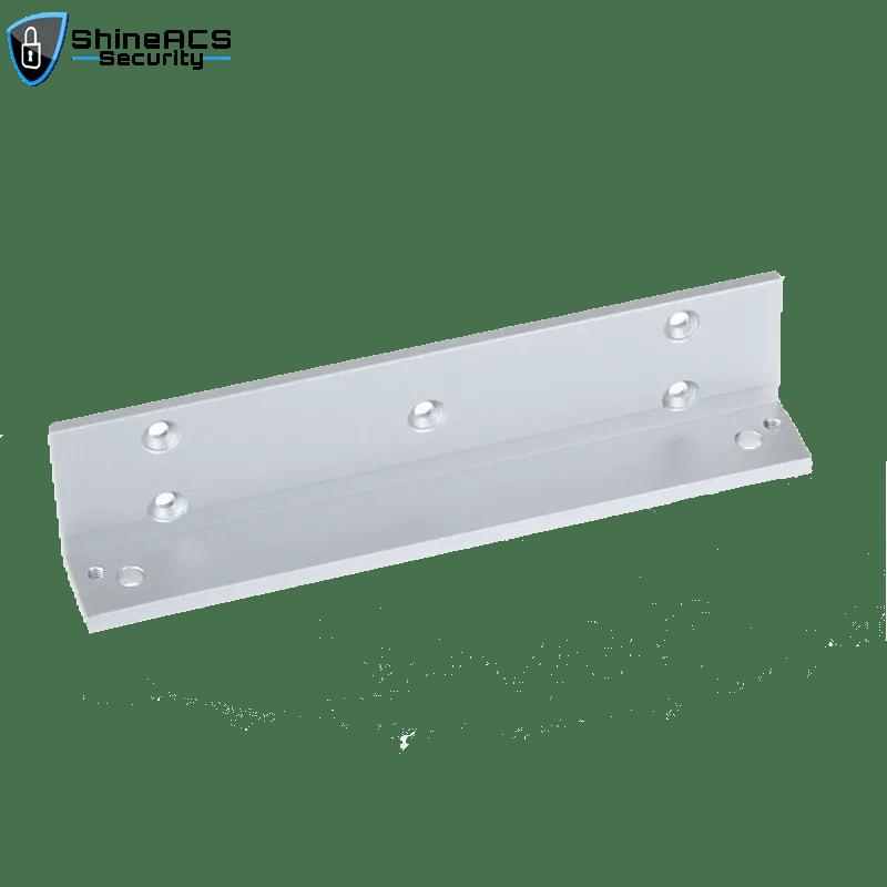 SL B500ZL 3 - Em Lock Bracket For Glass Door Maglocks