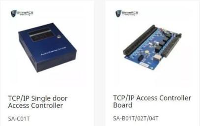 ShineACS Access controller - Door access control system configuration Guide