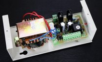 출입 통제 시스템 209x128의 전원 공급 장치 선택 방법 - 홈 페이지