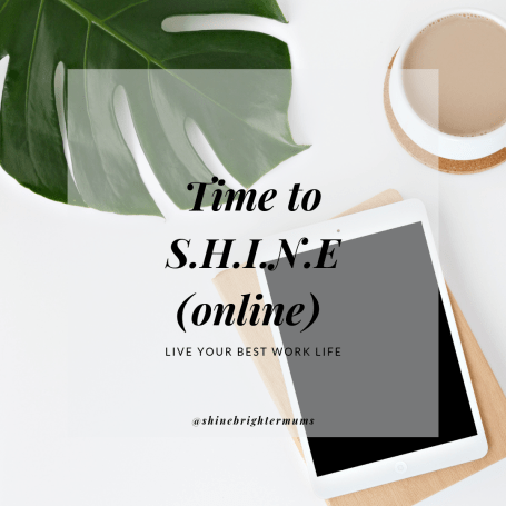 Time to SHINE Online Career Coaching