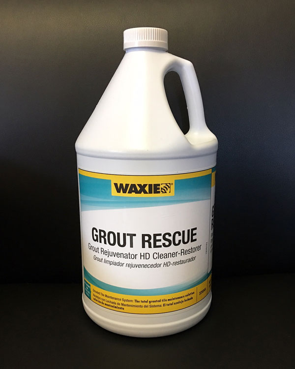 Waxie Grout Rescue
