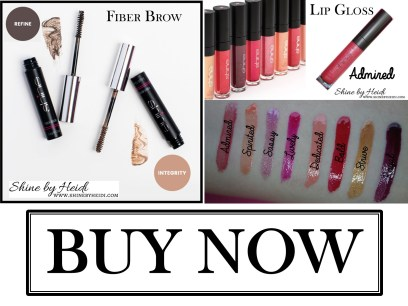 Fiber Brow Lip Gloss Buy Now
