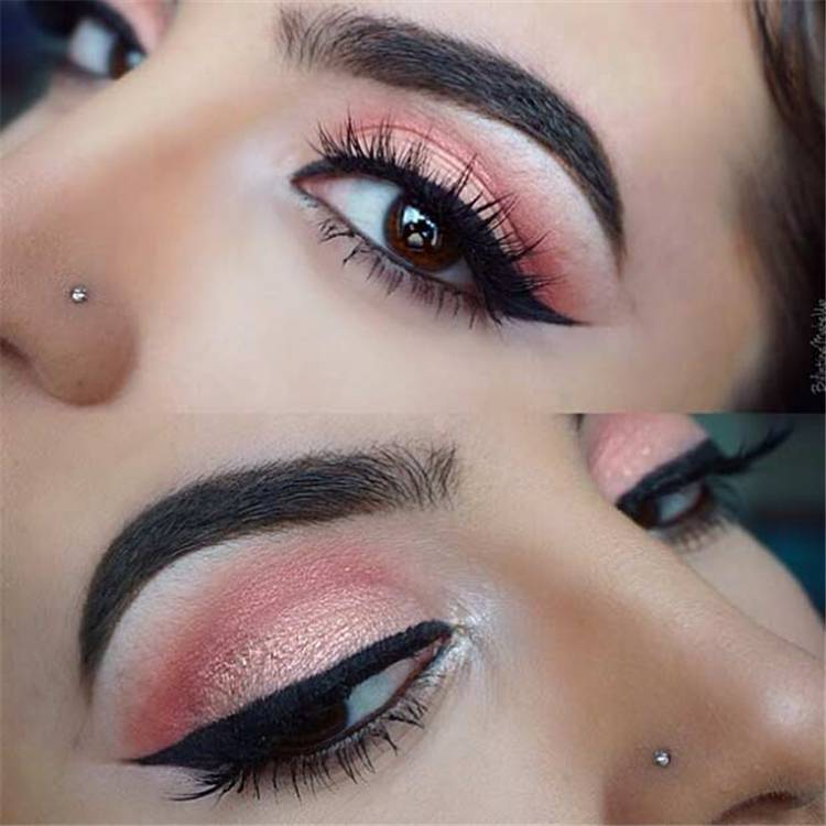 Eye Makeup Ideas To Rock Summer Parties