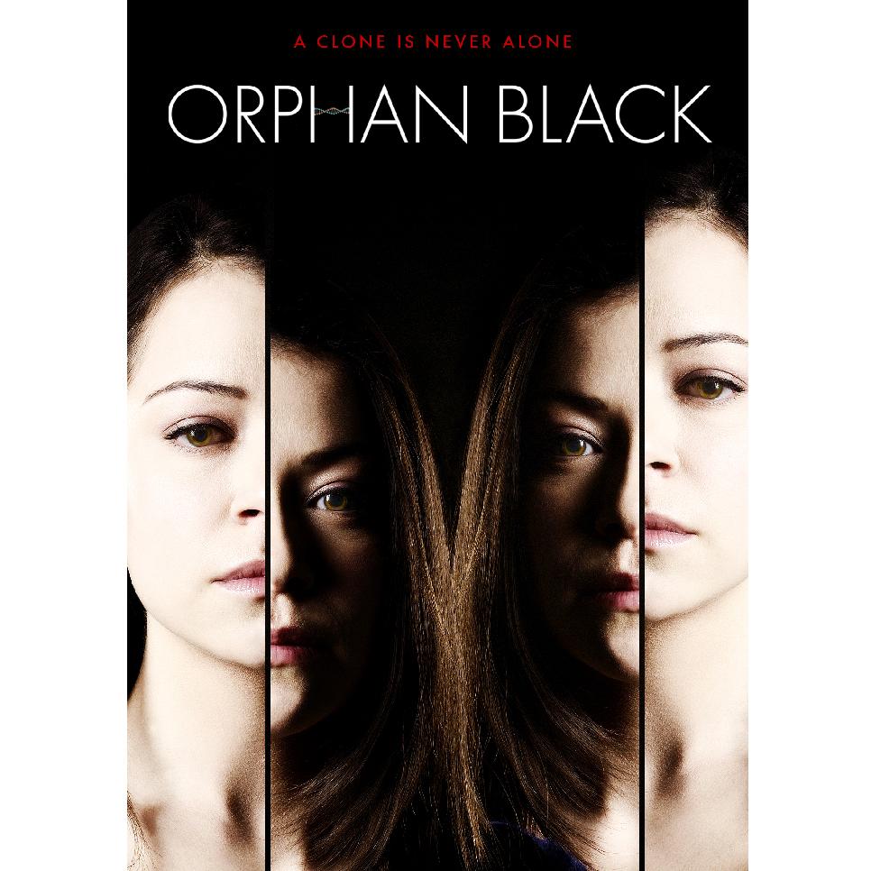 Orphan Black Season 1 Keyart
