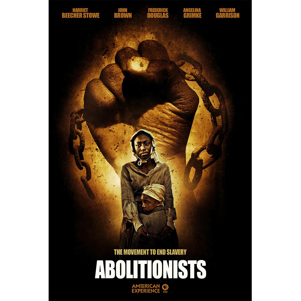 Abolitionists Keyart
