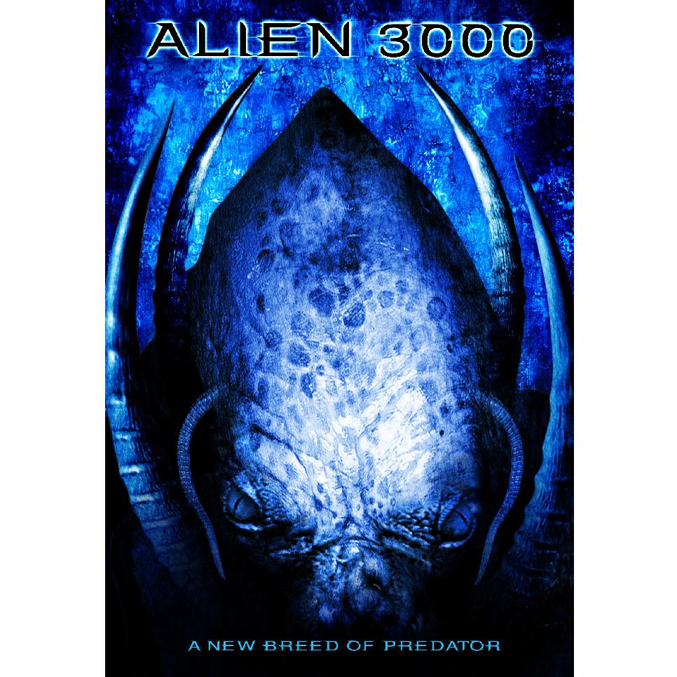Alien 3000 Keyart