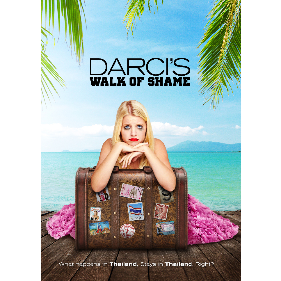 Darci's Walk of Shame Domestic Keyart